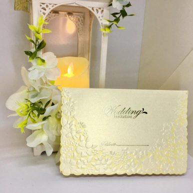 Thiệp cưới Grace