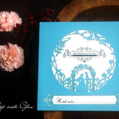 Thiệp cưới Blula