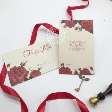 Thiệp cưới BB