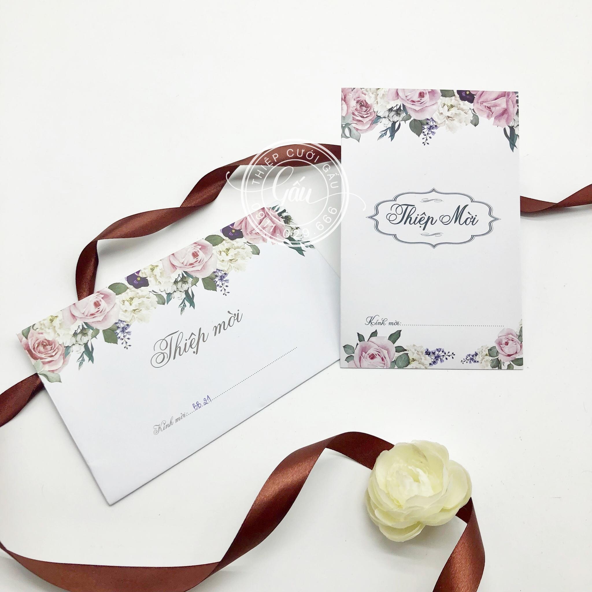 Thiệp cưới BB0