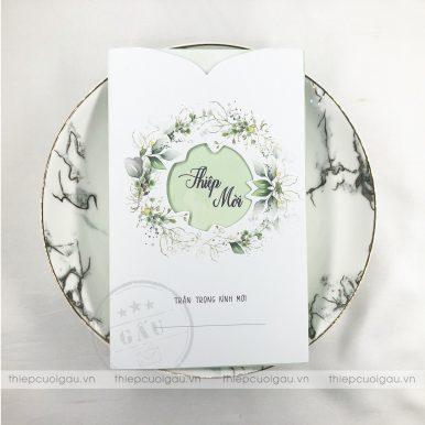 Thiệp cưới B10