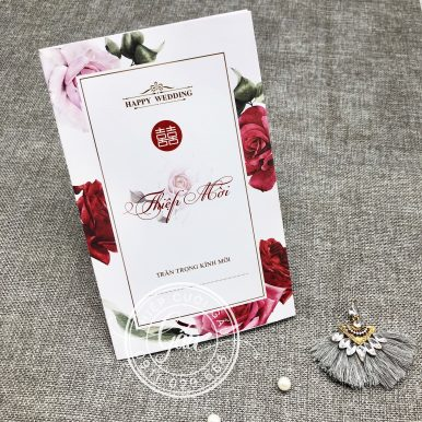 Thiệp cưới 832M08