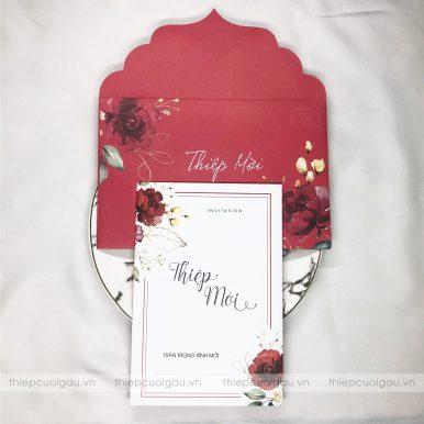 Thiệp cưới B14