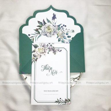 Thiệp cưới B13